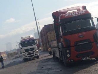 Konteyner, Prefabrik Taşımacılığı
