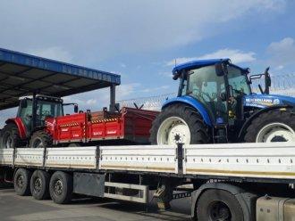 Traktör Taşıma